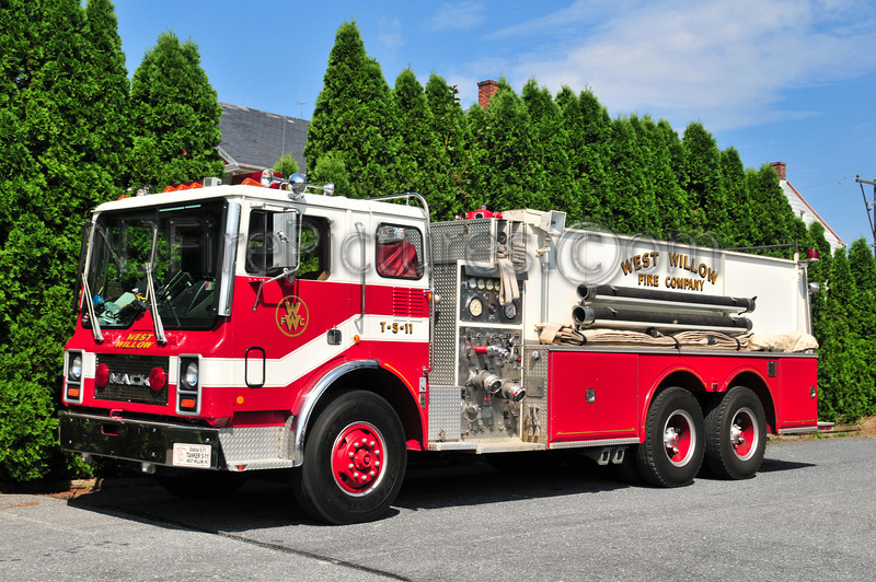 WEST WILLOW, PA TANKER 5-11