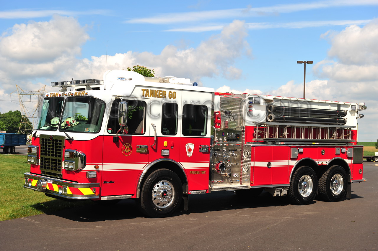 WEST WILLOW, PA TANKER 60