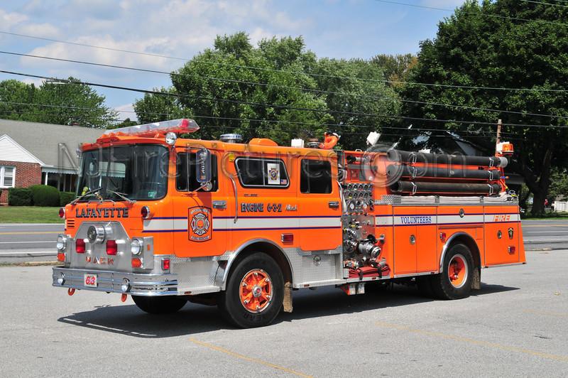 LAFAYETTE, PA ENGINE 6-3-2