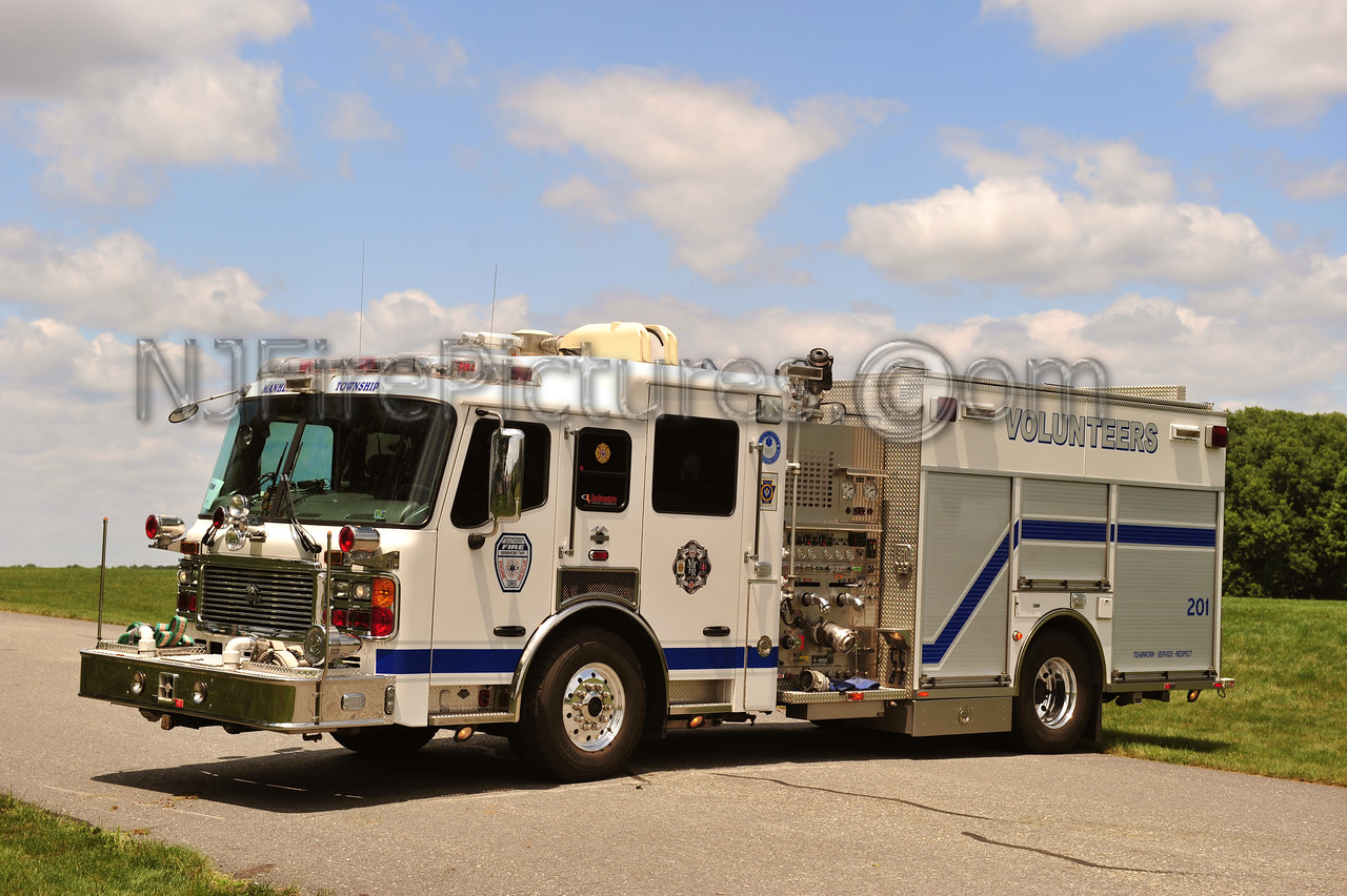 SOUTHERN MANHEIM TOWNSHIP, PA ENGINE 201