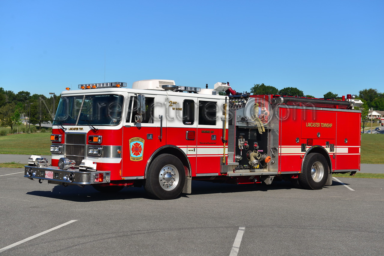 LANCASTER TWP, PA ENGINE 66-3