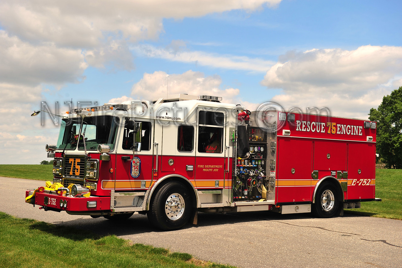 MOUNT JOY, PA RESCUE-ENGINE 75
