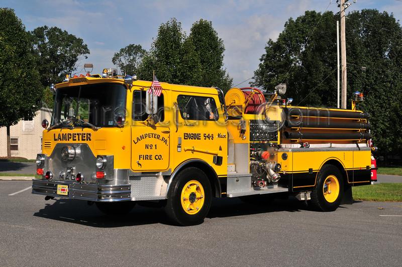 LAMPETER, PA ENGINE 5-4-3