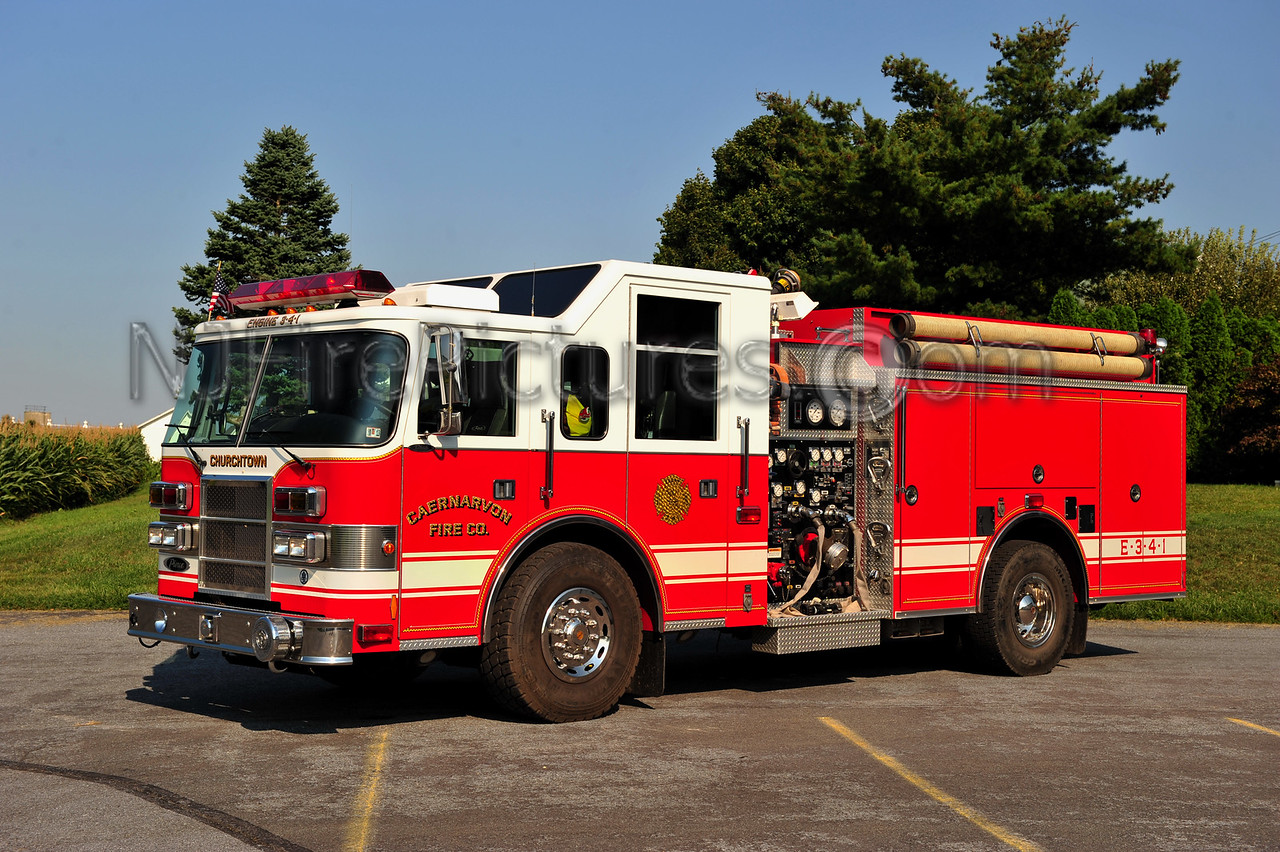 CHURCHTOWN, PA ENGINE 34-1
