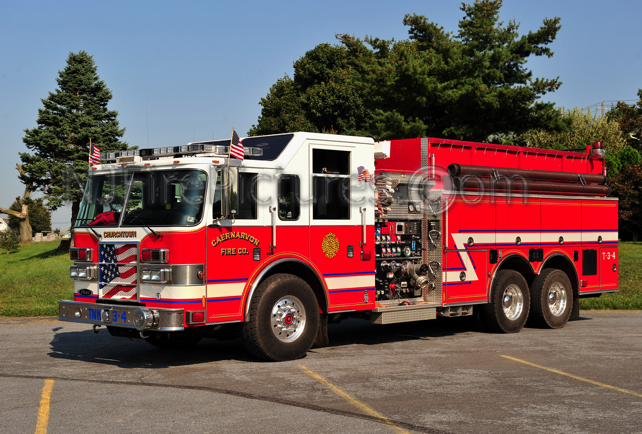 CHURCHTOWN, PA TANKER 34