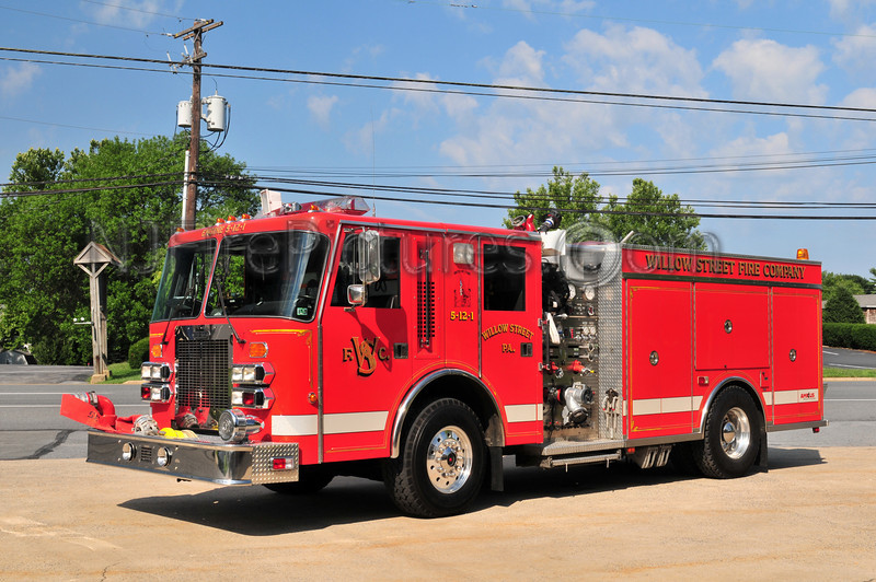 WILLOW STREET, PA ENGINE 5-12-1