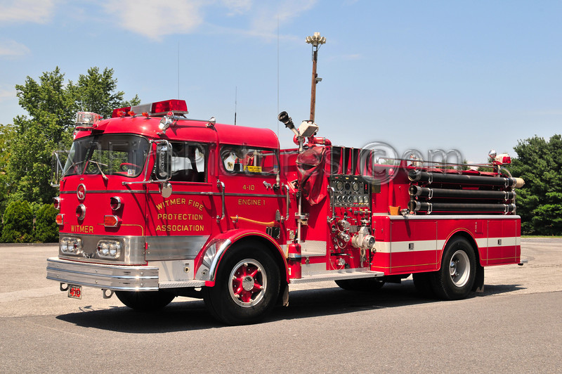 WITMER, PA ENGINE 4-10