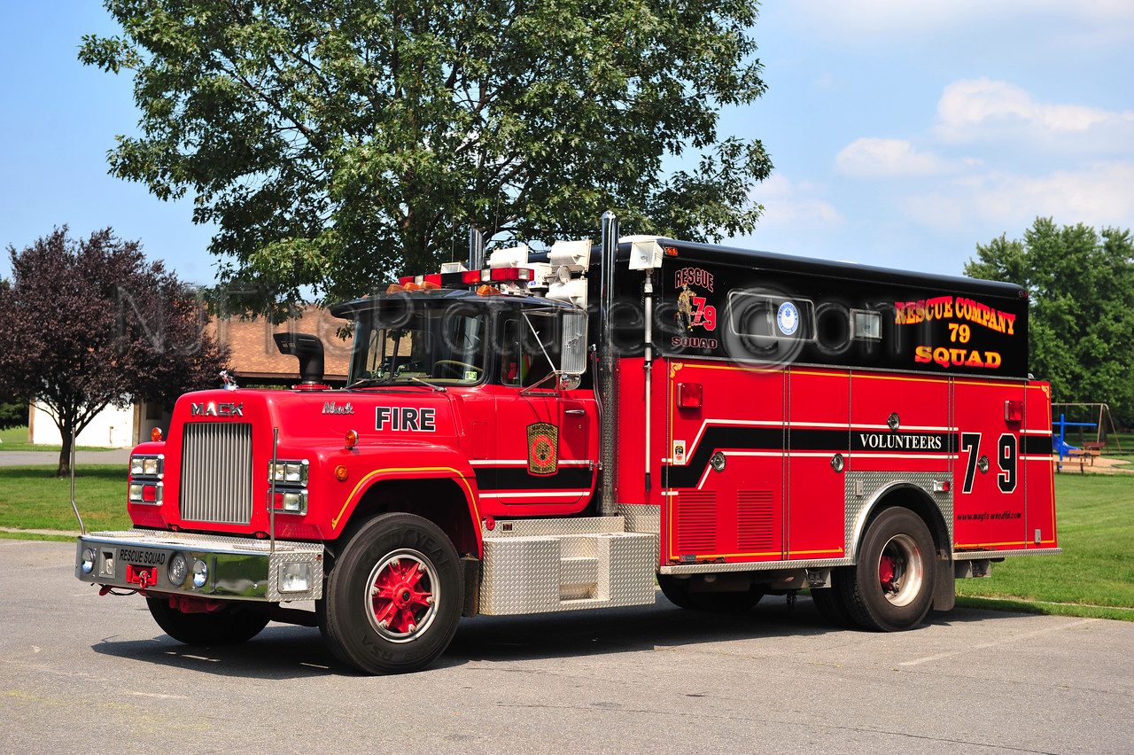MAYTOWN, PA RESCUE 79