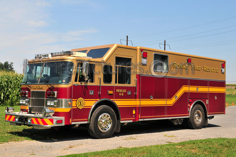 RONKS, PA RESCUE 4-8