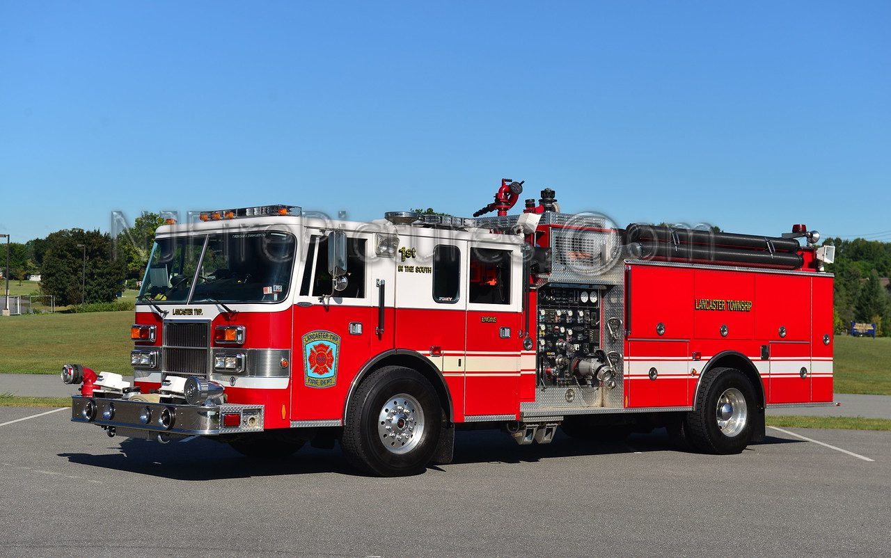 LANCASTER TWP, PA ENGINE 66-2