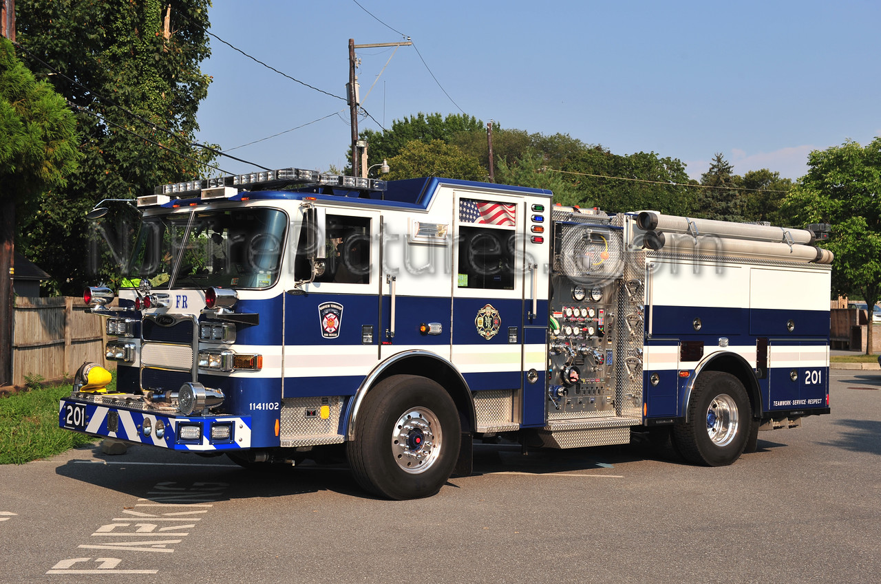 MANHEIM TOWNSHIP, PA ENGINE 201