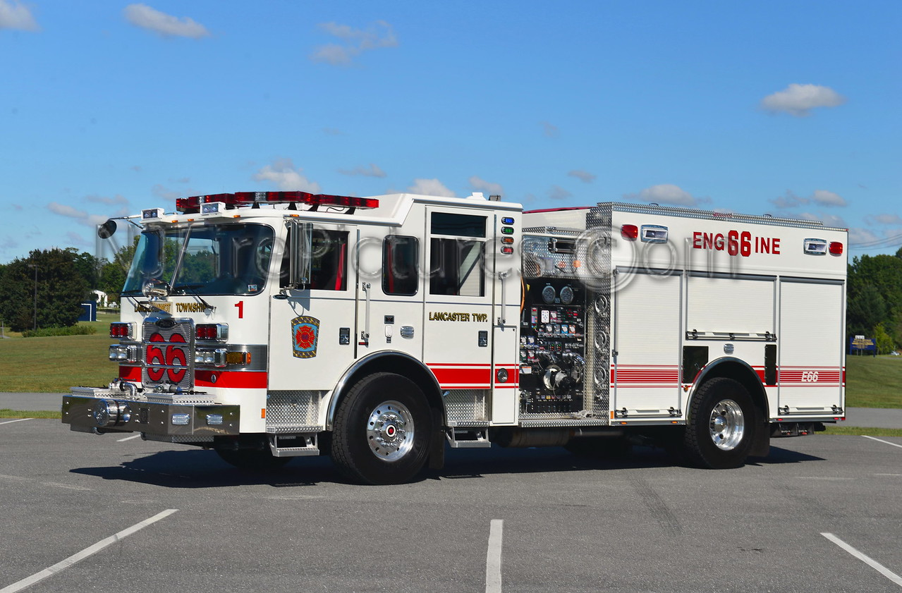 LANCASTER TWP, PA ENGINE 66-1
