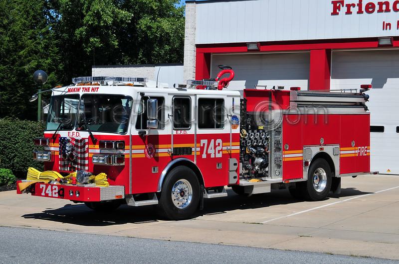 ELIZABETHTOWN, PA ENGINE 742