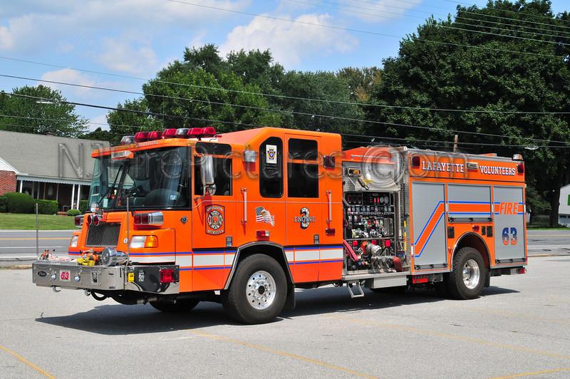 LAFAYETTE, PA ENGINE 6-3-3