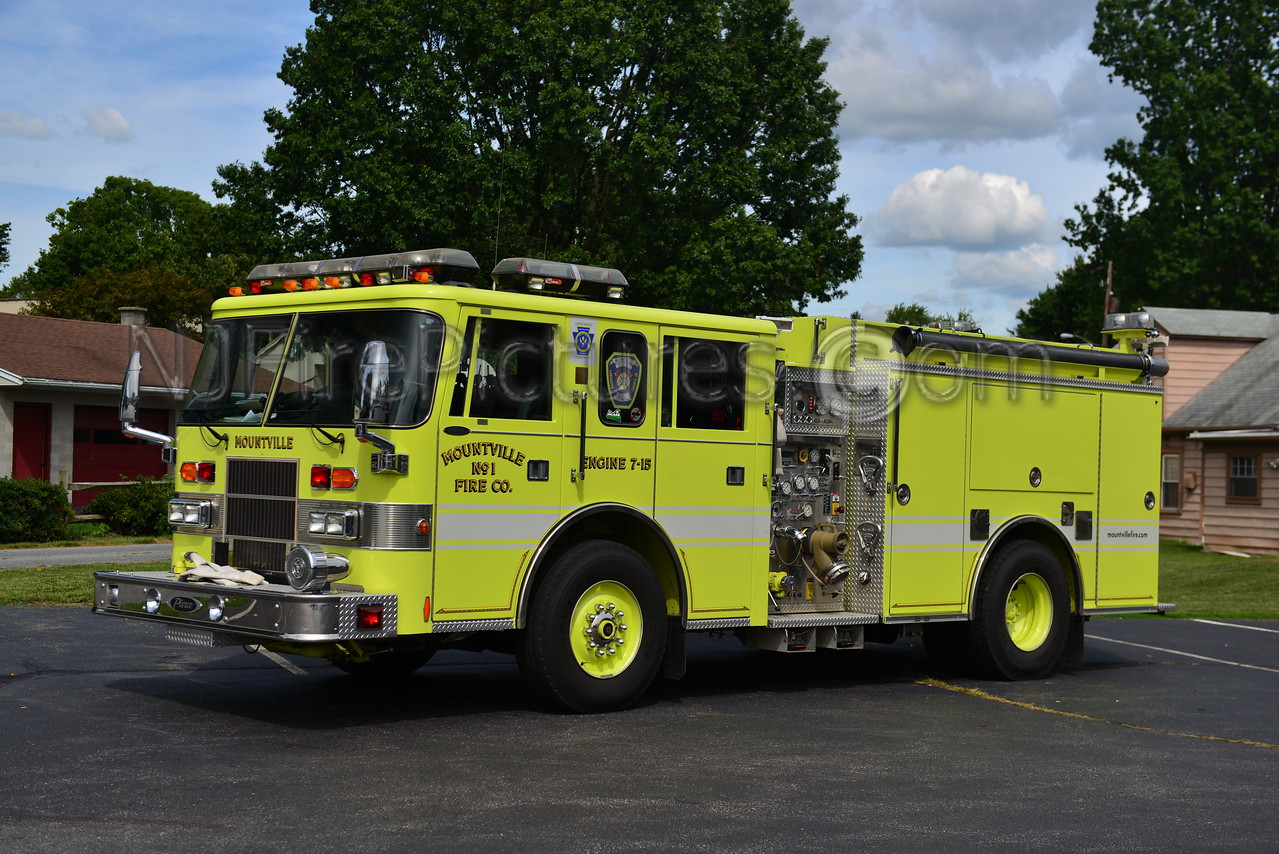 MOUNTVILLE, PA ENGINE 7-2