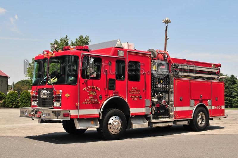 WITMER, PA ENGINE 4-10-1