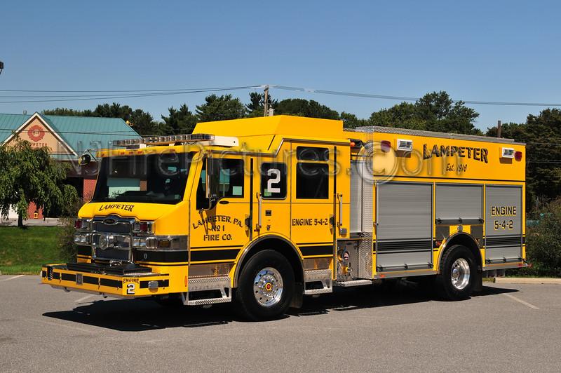 LAMPETER, PA ENGINE 5-4-2