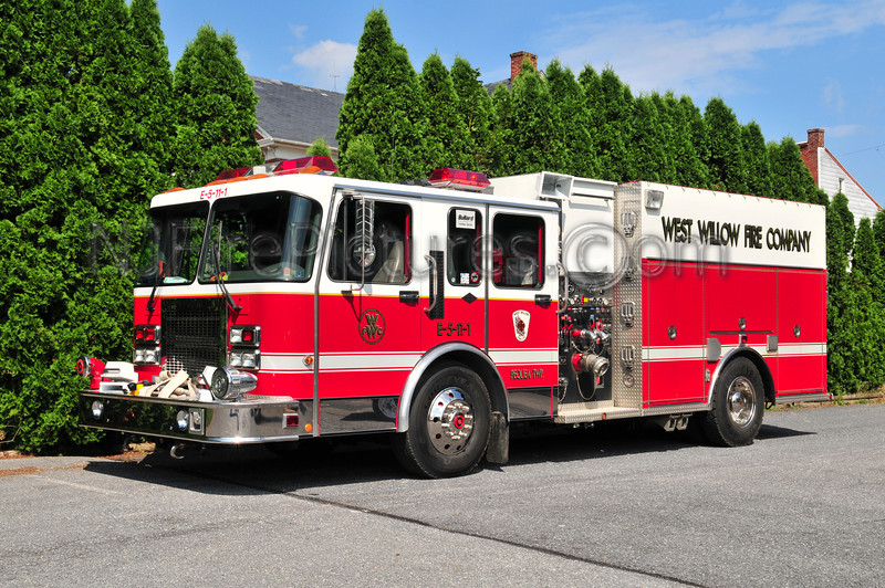 WEST WILLOW, PA ENGINE 5-11-1