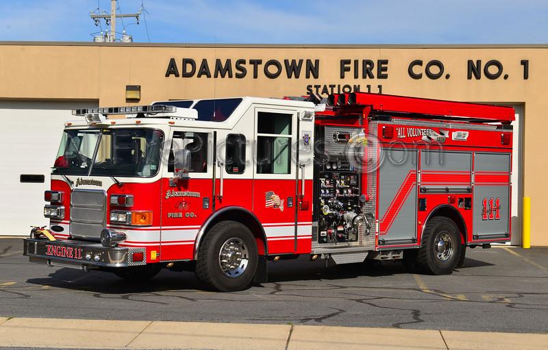 ADAMSTOWN, PA ENGINE 11