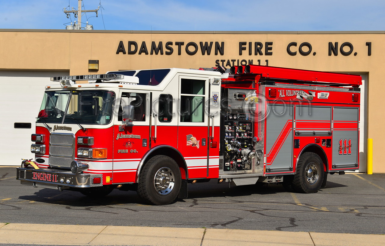 ADAMSTOWN, PA ENGINE 11