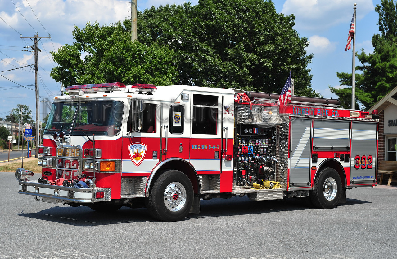 NEW HOLLAND, PA ENGINE 39-2