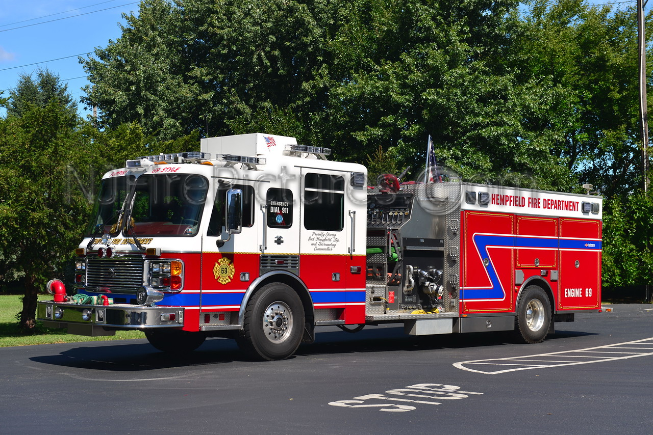 HEMPFIELD TOWNSHIP, PA ENGINE 69