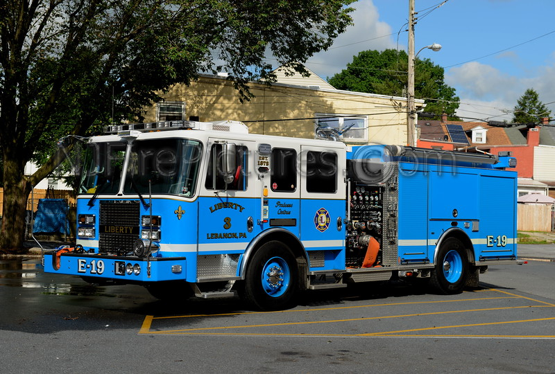 LEBANON, PA ENGINE 19