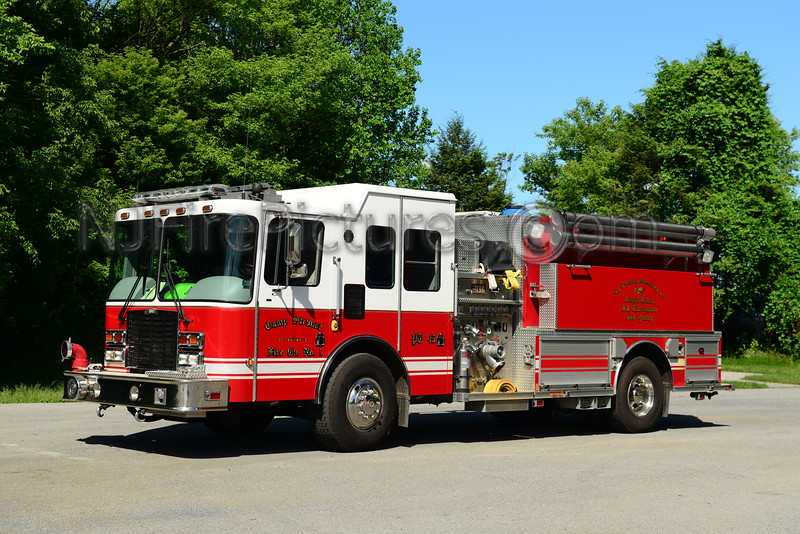 CAMP STRAUSE, PA PUMPER-TANKER 45