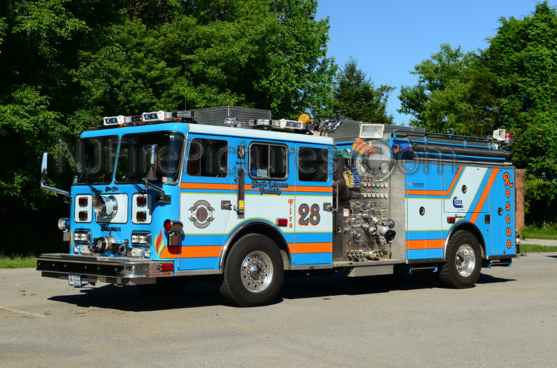 WEAVERTOWN, PA RESCUE-ENGINE 28