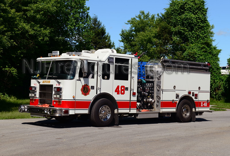 SOUTH LEBANON, PA (AVON) ENGINE 48