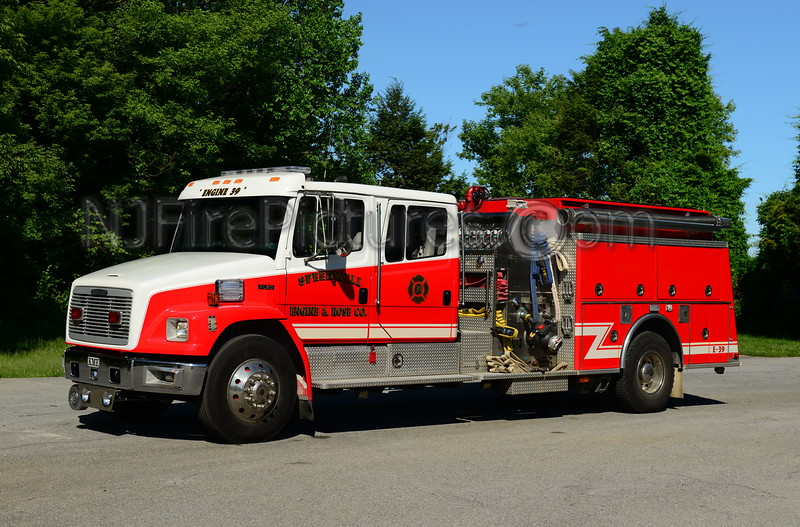 SPEEDWELL, PA ENGINE 39