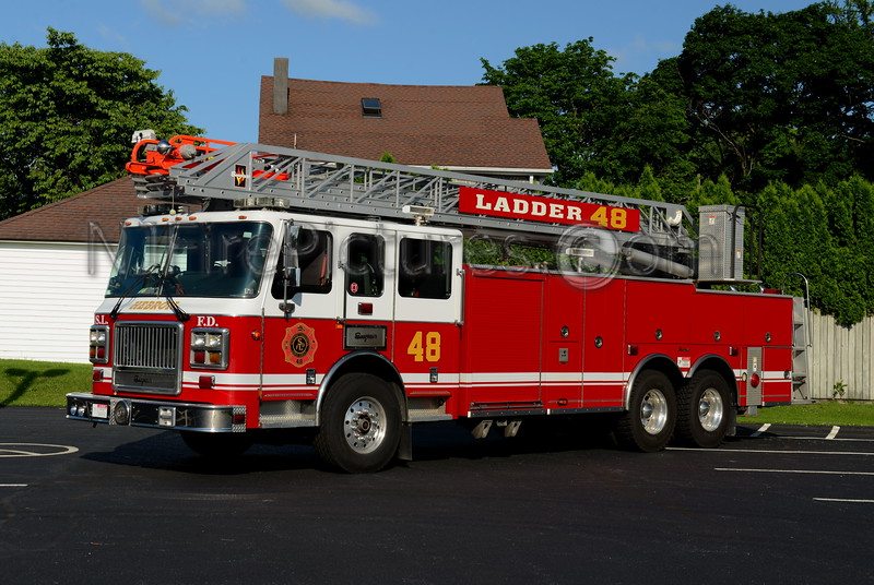 SOUTH LEBANON, PA LADDER 48