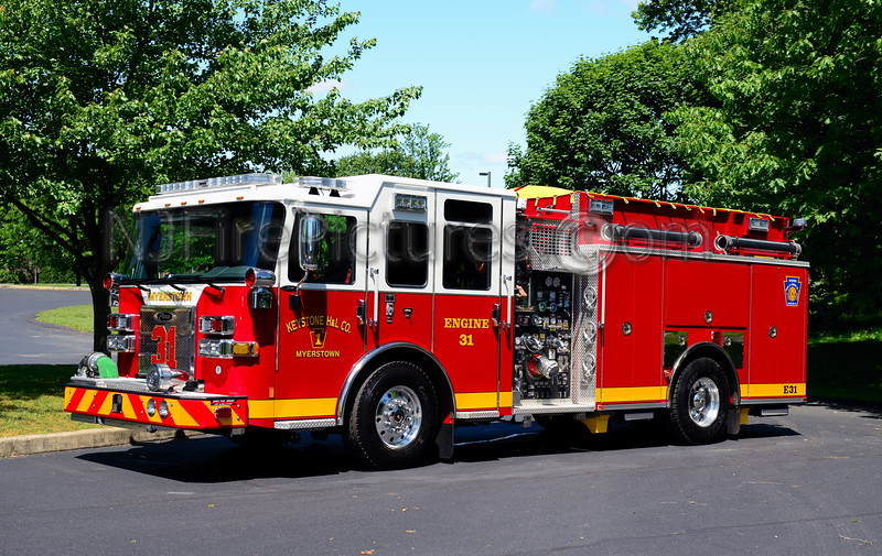 MYERSTOWN, PA ENGINE 31