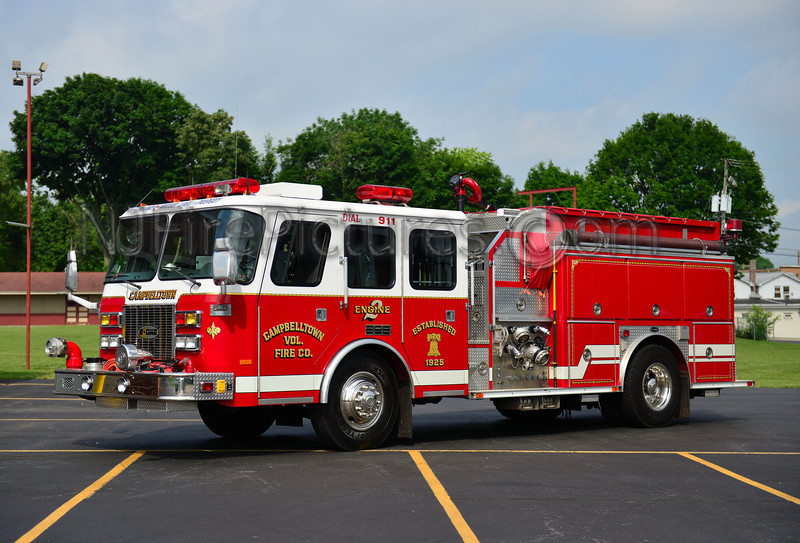 CAMPBELLTOWN PA ENGINE 2