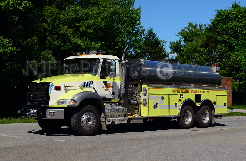 NORTH ANNVILLE, PA TANKER 7