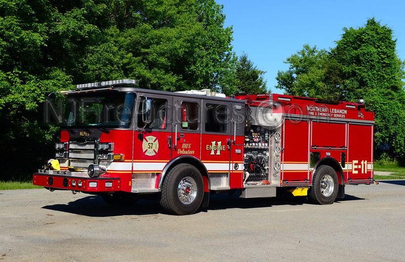 NORTH LEBANON, PA ENGINE 11