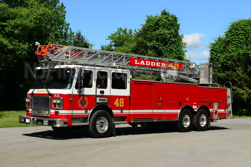 SOUTH LEBANON, PA (HEBRON) LADDER 48