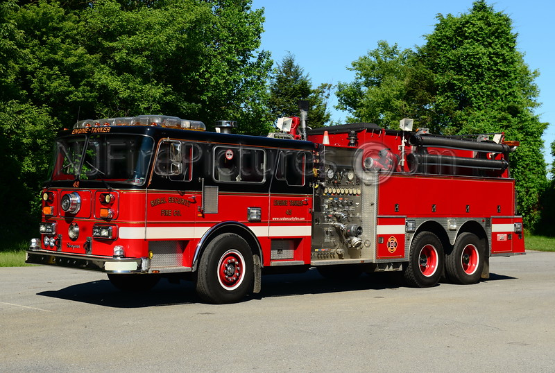 NORTH LEBANON, PA (RURAL SECURITY) ENGINE-TANKER 43