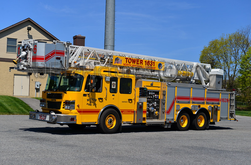 NORTH WHITEHALL, PA (NEFFS) TOWER 1631