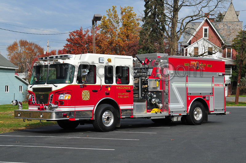MACUNGIE, PA ENGINE 1512 - 2006 SPARTAN/SMEAL 1500/1000