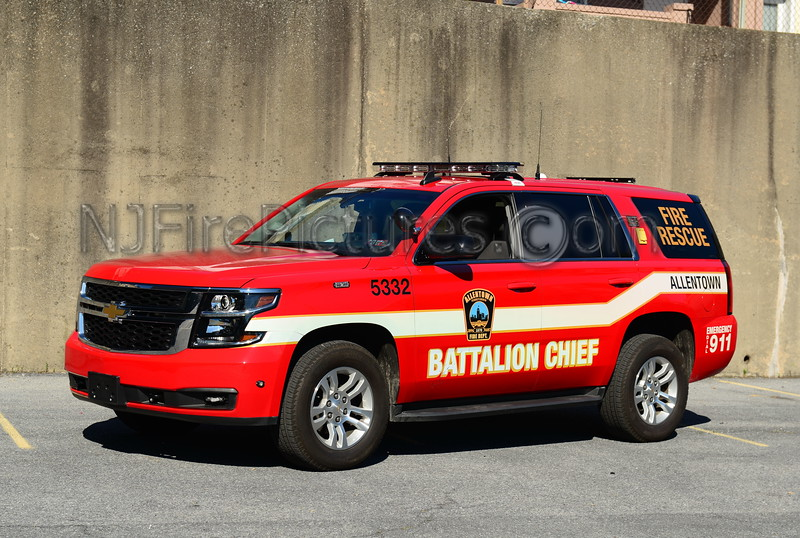 ALLENTOWN, PA BATTALION CHIEF