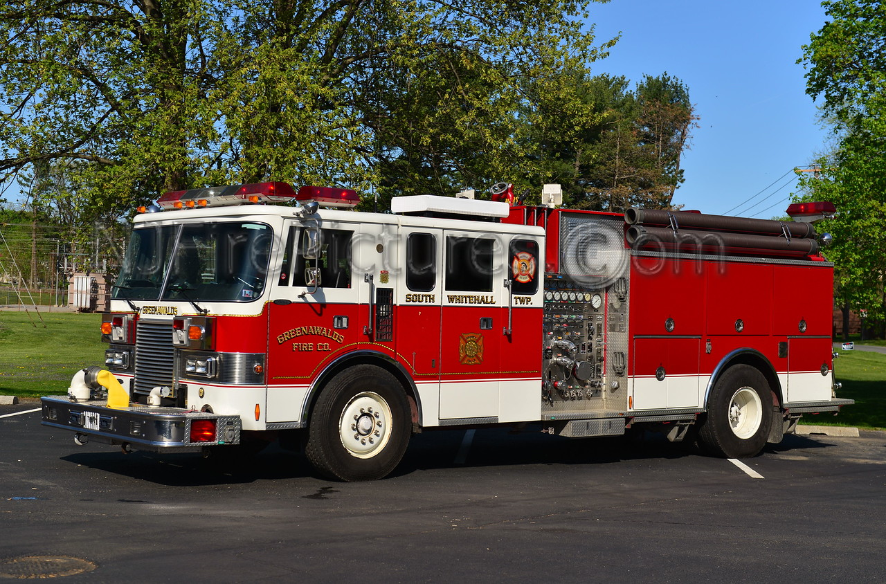 SOUTH WHITEHALL, PA (GREENAWALDS) ENGINE 1111