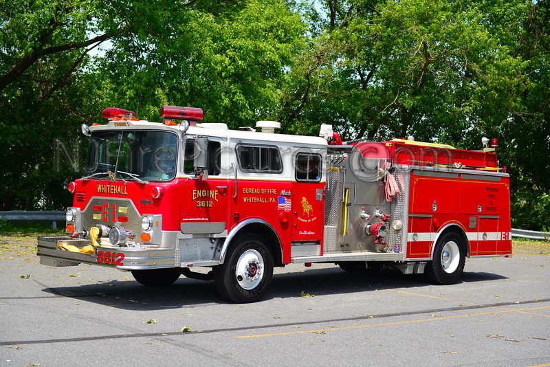 WHITEHALL TWP, PA ENGINE 3612