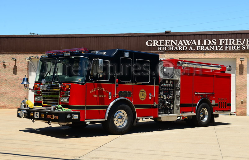 GREENAWALDS, PA ENGINE 1111