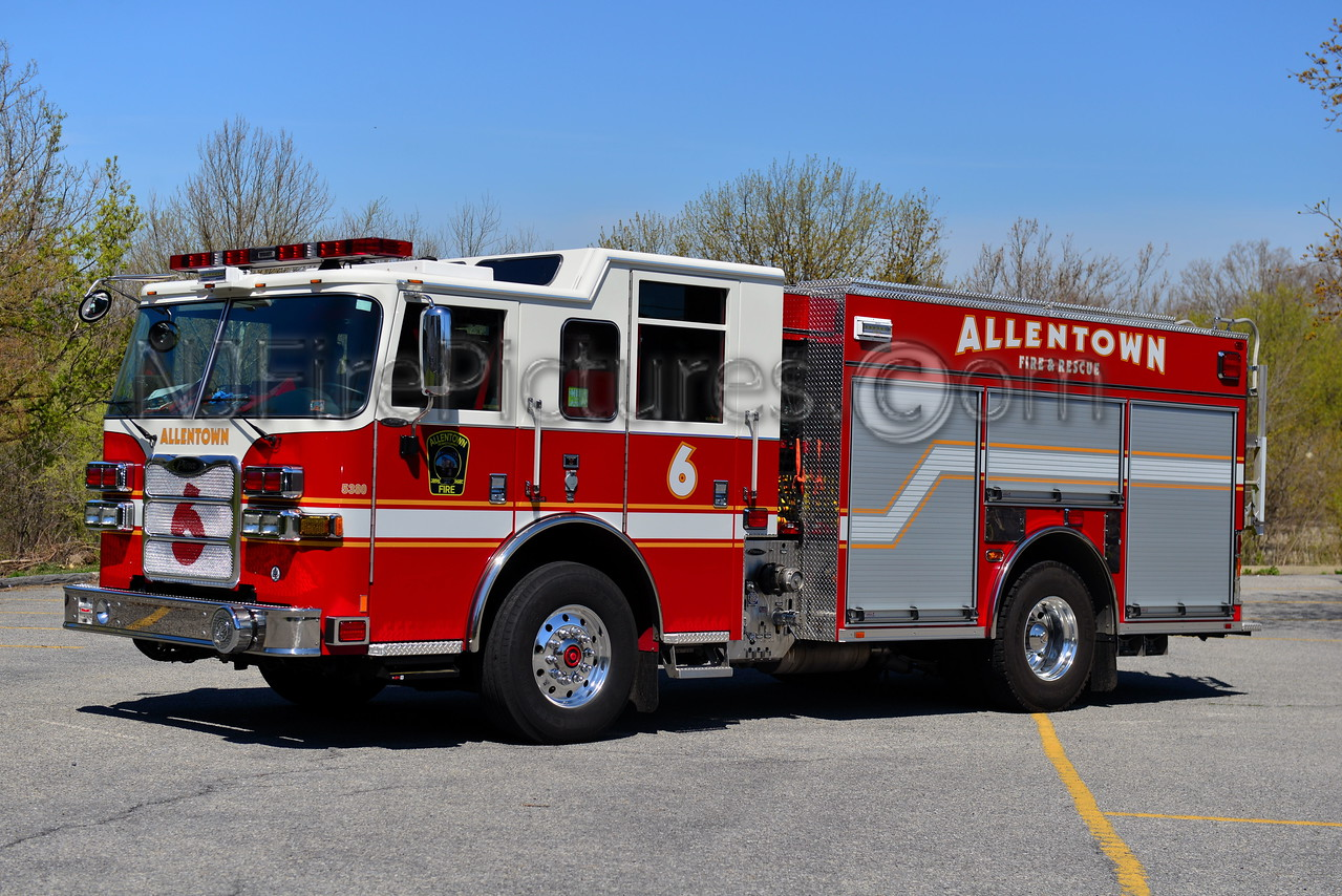 ALLENTOWN, PA ENGINE 6