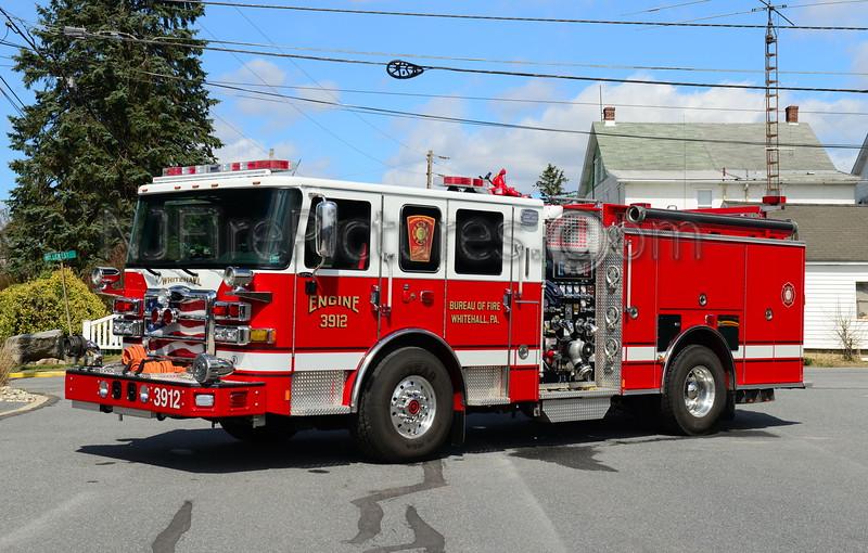WHITEHALL TWP, PA ENGINE 3912