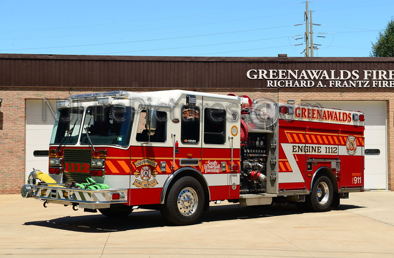 GREENAWALDS, PA ENGINE 1112