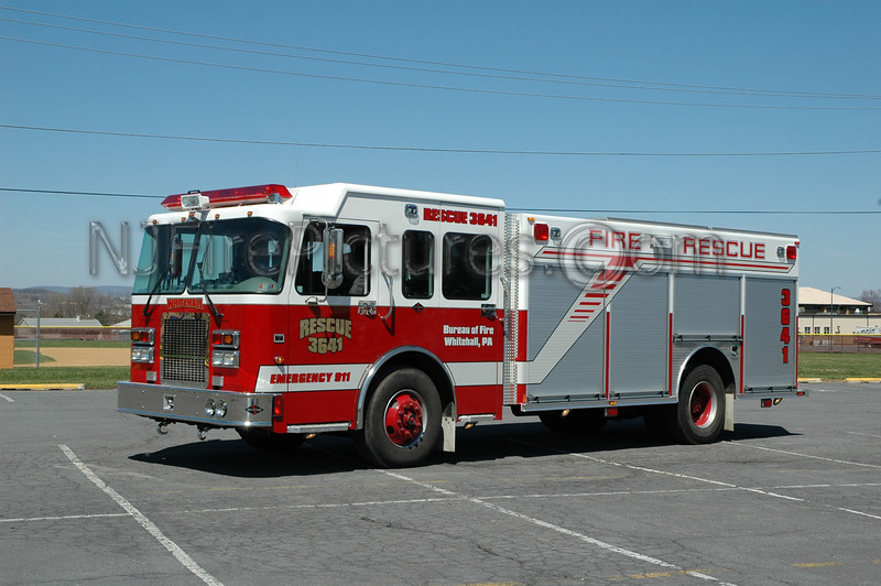 Whitehall - Rescue 3641 - 2004 Spartan/Central States
