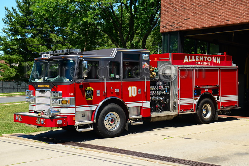 ALLENTOWN, PA ENGINE 10
