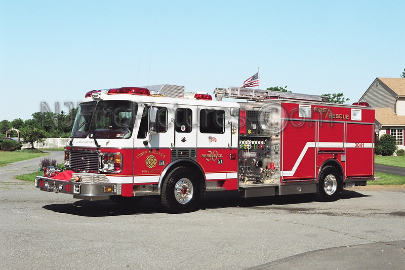 Lower Macungie Engine 3041 - 2002 American LaFrance/RD Murray 1500/750/40/40